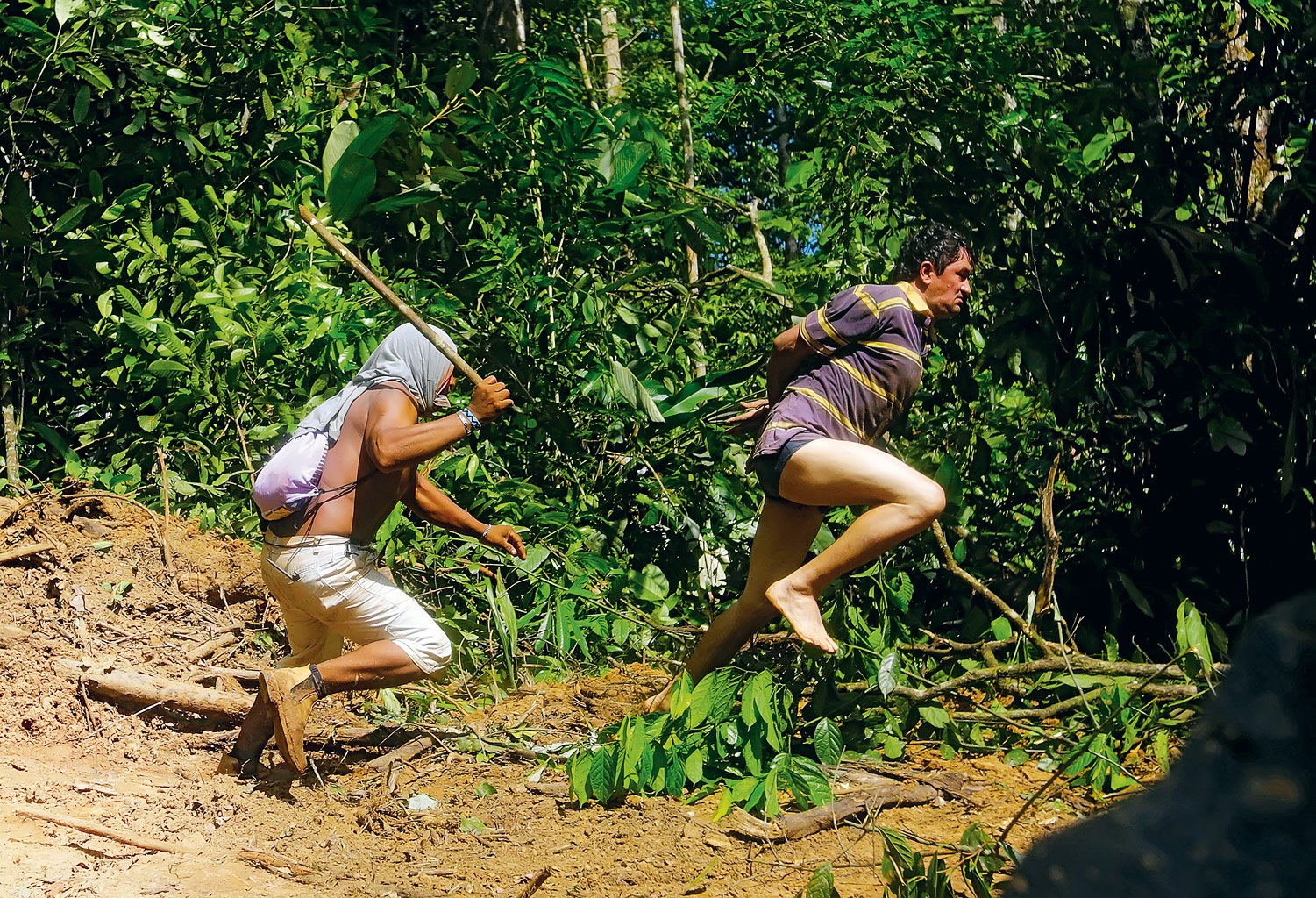 Captured in jungle sexy movies